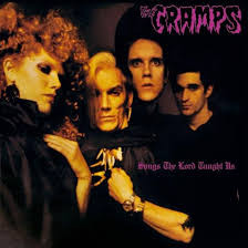 CRAMPS, Songs The Lord Taught Us