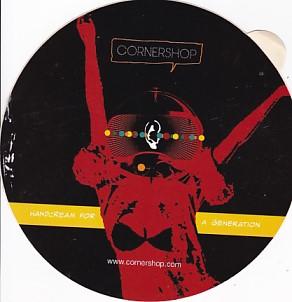 Handcream For A Generation Promo Sticker