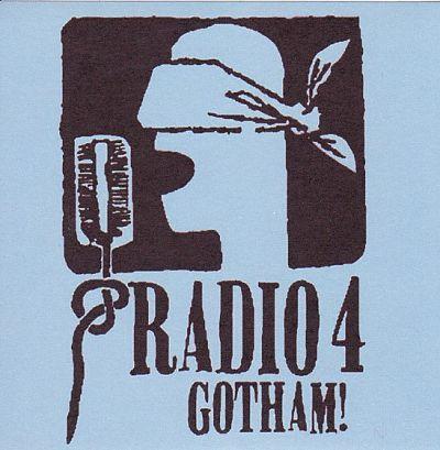 Gotham Promo Sticker