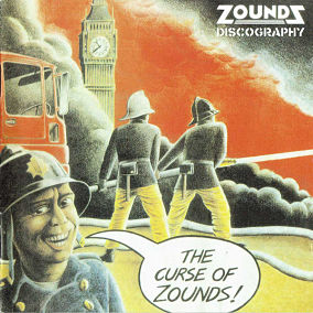 ZOUNDS, The Curse Of Zounds Discography