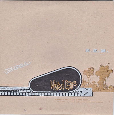 R.E.M., 1995 Fan Club Single Served Fresh And Hot