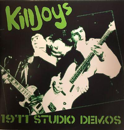 KILLJOYS, 1977 Studio Demos