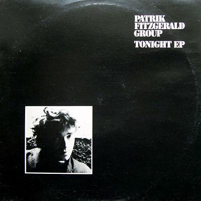 PATRIK FITZGERALD, Tonight EP