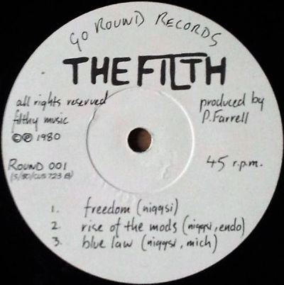 FILTH / DISCHARGE, Freedom / Anytown