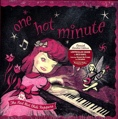 RED HOT CHILI PEPPERS, One Hot Minute