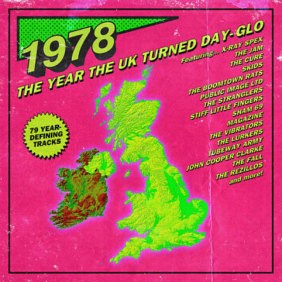 VARIOUS, 1978: The Year The UK Turned Day-Glo