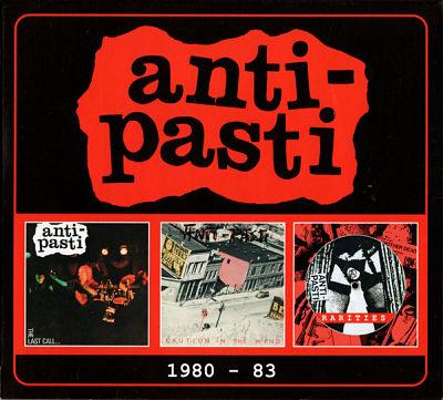 ANTI-PASTI, 1980 - 83