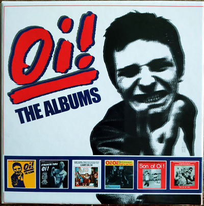 VARIOUS, Oi! The Albums