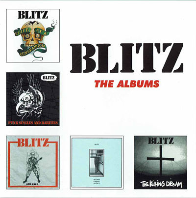 BLITZ, The Albums
