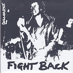 DISCHARGE, Fight Back