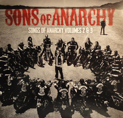 VARIOUS, Sons Of Anarchy (Songs Of Anarchy Volumes 2 & 3)