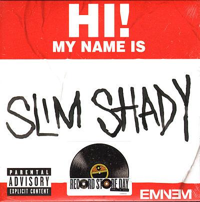 EMINEM, Hi! My Name Is
