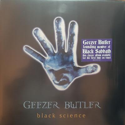 GEEZER BUTLER (BLACK SABBATH), Black Science