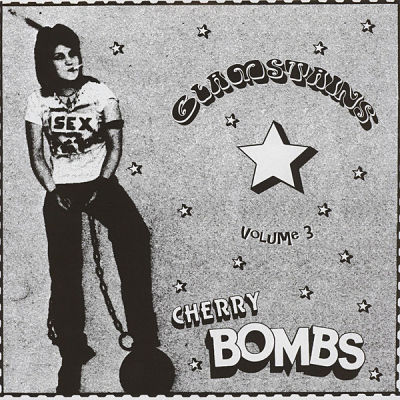 VARIOUS, Glamstains Volume 3 - Cherry Bombs