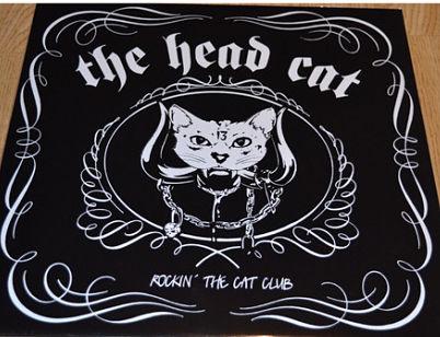 HEAD CAT, Rockin' The Cat Club