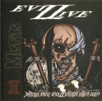 MISFITS, Evil Live II