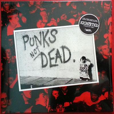 EXPLOITED, Punks Not Dead