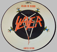 SLAYER, Reign In Blood