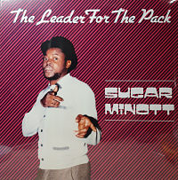 SUGAR MINOTT, The Leader For The Pack