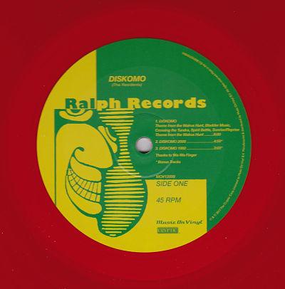 RESIDENTS, Diskomo / Goosebump