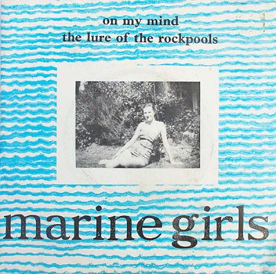 MARINE GIRLS, On My Mind