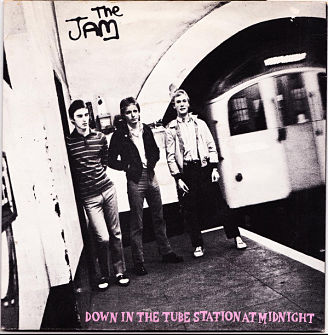JAM, Down In The Tube Station At Midnight