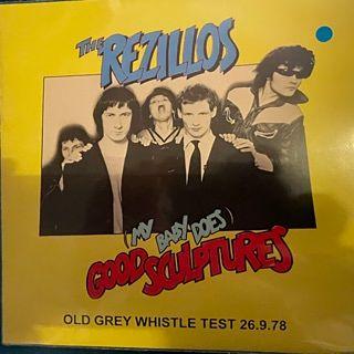 REZILLOS, Old Grey Whistle Test 26/9/78