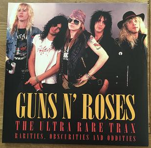 GUNS N' ROSES, Ultra Rare Trax