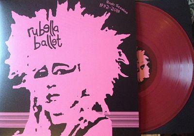 RUBELLA BALLET, Radio Sessions 1982 - 2018