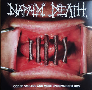 NAPALM DEATH, Coded Smears And More Uncommon Slurs