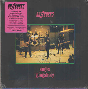 BUZZCOCKS, Singles Going Steady