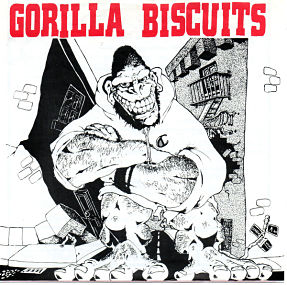 GORILLA BISCUITS, Gorilla Biscuits