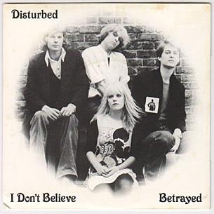 DISTURBED, I Don't Believe
