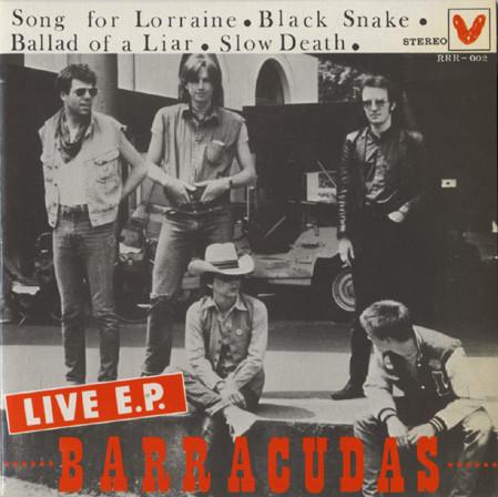 BARRACUDAS, Live E.P.