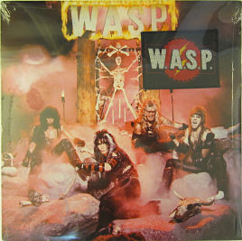 W.A.S.P., W.A.S.P.