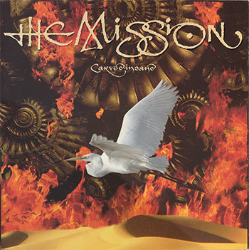 MISSION, Carved In Sand