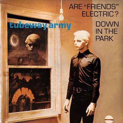 TUBEWAY ARMY, Are Friends Electric?