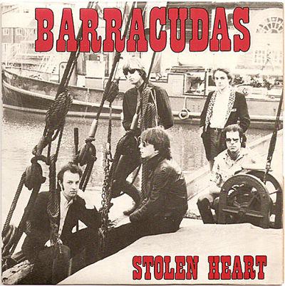 BARRACUDAS, Stolen Heart