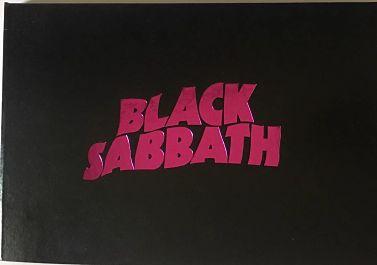 BLACK SABBATH, The End Book