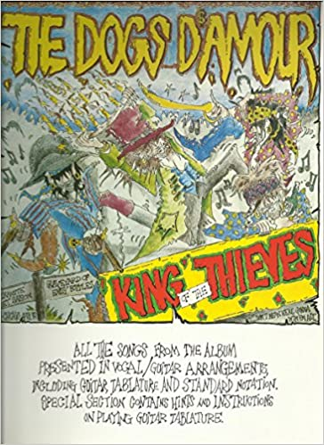 DOGS D'AMOUR, King Of Thieves Songbook