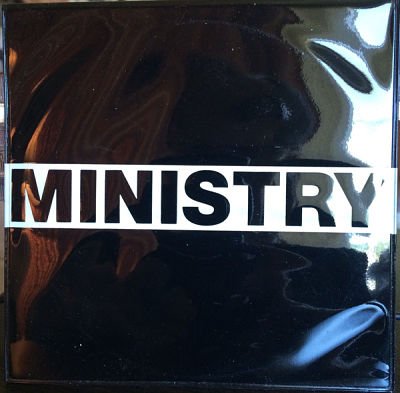 MINISTRY, Dark Side Of The Spoon
