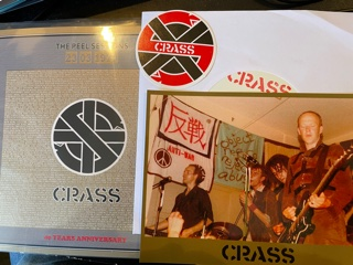 CRASS, The Peel Sessions 23 03 1978