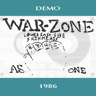 WAR ZONE, Demo 1986
