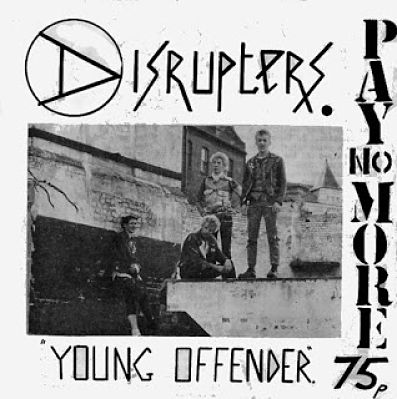 DISRUPTERS, Young Offender