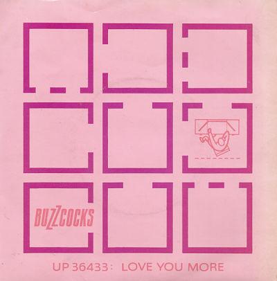BUZZCOCKS, Love You More