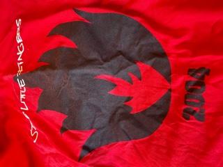 STIFF LITTLE FINGERS, 2004 Tour T-shirt