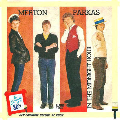 MERTON PARKAS, In The Midnight Hour