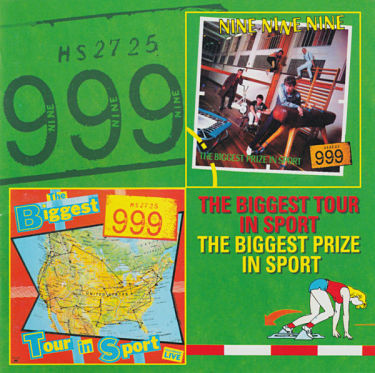 999, The Biggest Tour In Sport / The Biggest Prize In Sport