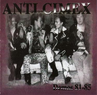 ANTI CIMEX, Demos 81 - 85