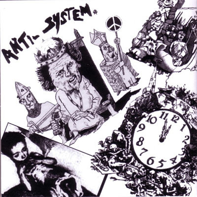 ANTI-SYSTEM, Discography 1982-1986